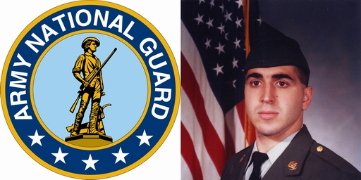 Sam Bazzi, United States Army National Guard.